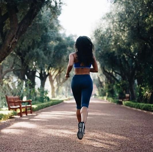 Hannah-Bronfman-Running