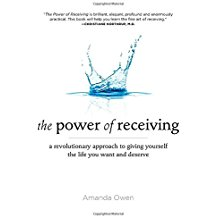 power of receiving - book