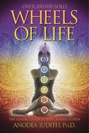 book - chakra wheels of life